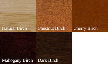 What does cherry wood look like