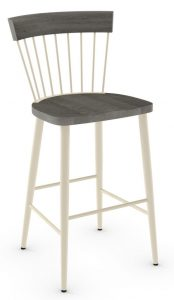 Angelina Industrial Chic Barstool