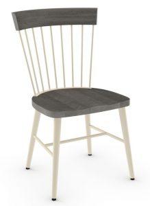 Angelina Industrial Chic Restaurant Chair