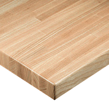 Ash Butcherblock Table Top