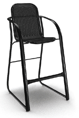 Florida Mesh Outdoor Barstool