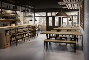 Industrial Bar Ideas