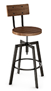 Industrial Bar Stool Architect Thumbnail