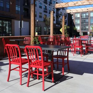 Lock Outdoor Restaurant Patio Table Ideas 1