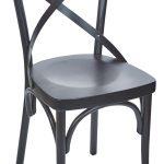 Sophie Cross Back Restaurant Chair