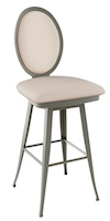 Industrial Chic Bar Stool Camelia