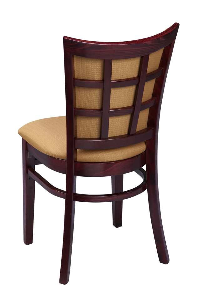 lattice back chair 411usb r upholstered lattice back restaurant chair
